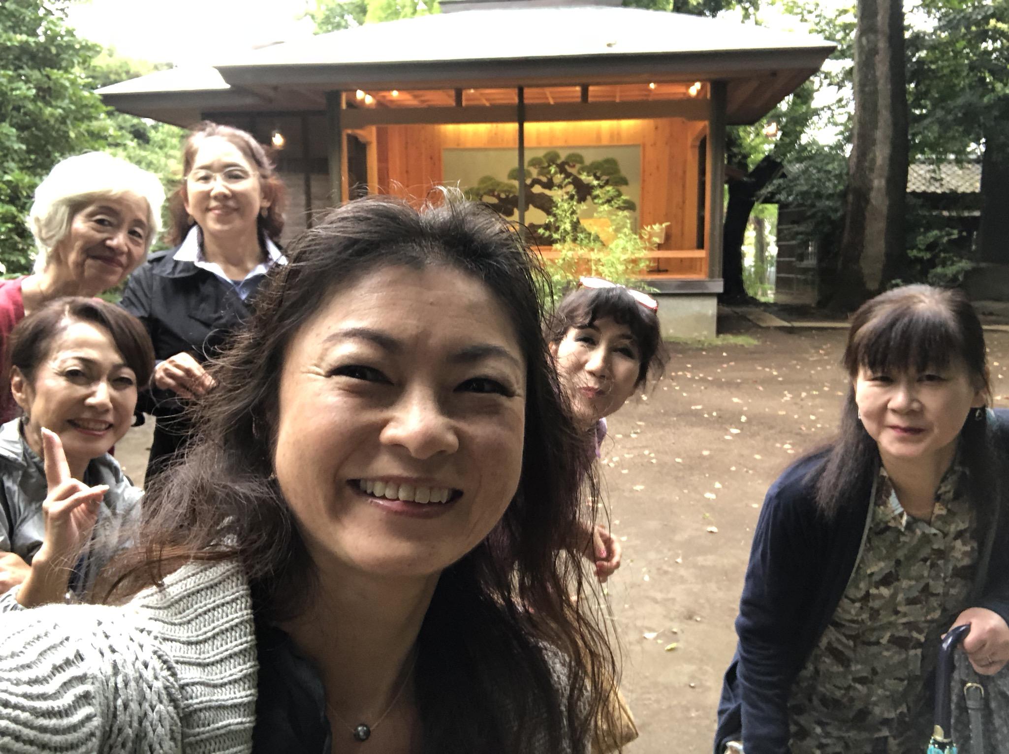 天祖神社 経堂 フラ クプナ