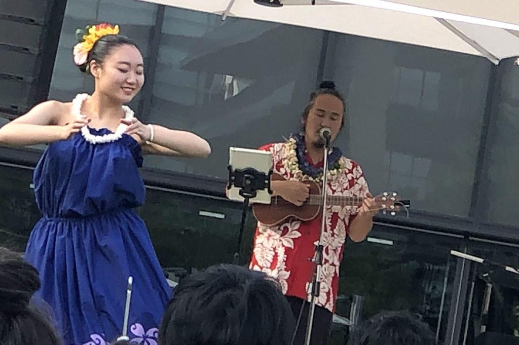 ハワイアンイベント