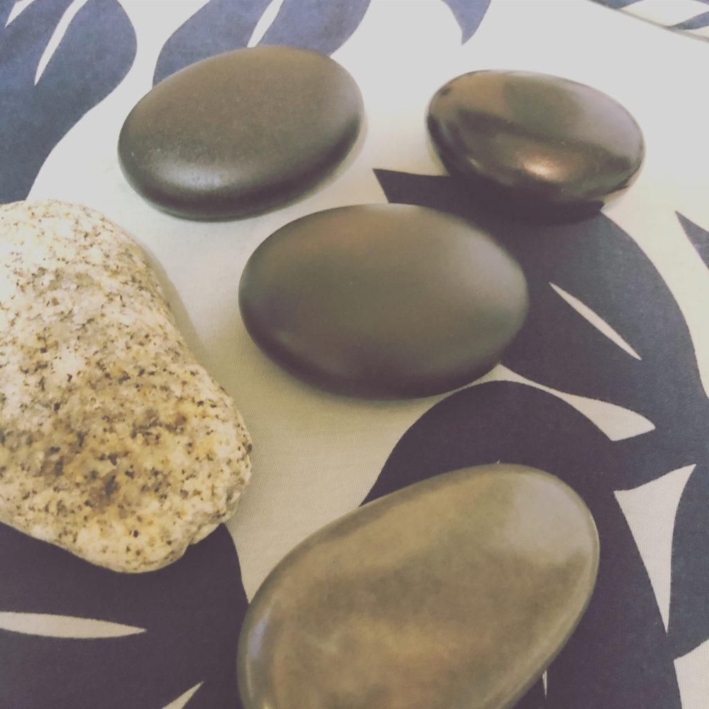 石のチカラ
